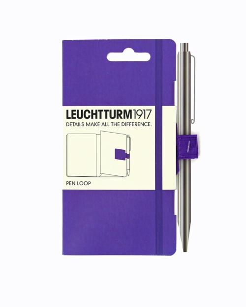pen loop purple by Leuchtturm1917