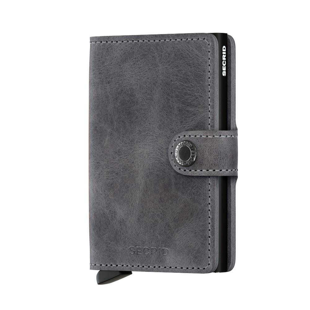 Secrid mini wallet vintage grey